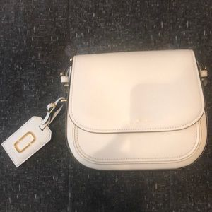 Gently used Marc Jacobs cream bag
